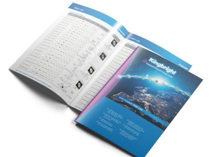 New Low-current SMD-LED shortform catalogue